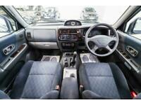 2002 Mitsubishi Shogun Sport 2.5 TD Equippe 5dr SUV Diesel Manual