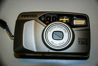Pentax Point & Shoot Film Camera
