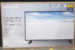 55 inch Samsung uhd 4k smart TV