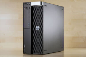 DELL T3610 workstation Xeon 3,7Ghz / SSD 512Gb / 16Gb RAM /WiFi