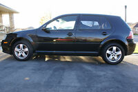 REDUCED 2010 VOLKSWAGEN GOLF CITY, 2 Sets of Tires & Low Mileage