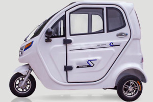 2017 NEW Enclosed Electric Vehicle