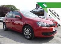 2010 Volkswagen Golf 1.6TDI ( 105ps ) SE DIESEL FULL VW HISTORY