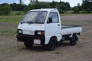 Looking for mini pickup truck 4x4,Mitsubishi,Daihatsu,Suzuki etc
