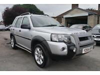 2004 54 Land Rover Freelander 1.8 XEi 5 DOOR