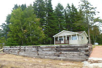 Lovely cottage on the Richibucto River