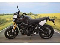 Yamaha MT-09 ABS Sport Tracker **Akrapovic Exhaust, ABS, Stomp Grips**
