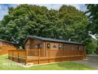 Willerby Portland Lodge On Luxury Retreat Anglesey North Wales Plas Coch -Hottub