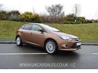 2013 Ford Focus 1.6 Ti-VCT Zetec 5dr