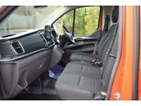2019 Ford Transit Custom 2.0 300 EcoBlue Limited Auto L1 H1 EU6 (s/s) 5dr Panel