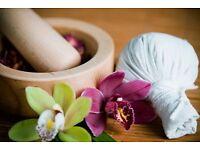 Thai lady Massage by Kimberly