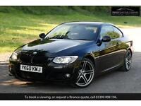 BMW 3 SERIES 330D M SPORT - , Black, Auto, Diesel, 2010