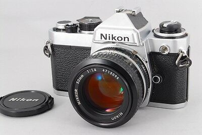 Пленочные фотокамеры 【EXC++++】 Nikon FE SLR