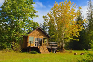Looking For Small Cottage or Land