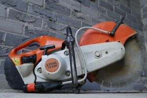 STIHL Concrete/Metal Saw for sale