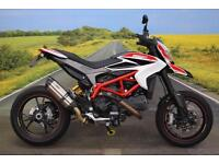 Ducati Hypermotard SP **MIVV Exhaust, Marchesini Wheels, Ohlins Suspension**