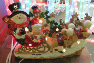 Large Selection of Christmas Decorations, etc...