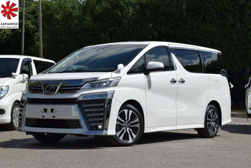 2018 TOYOTA VELLFIRE 2 5 Z G Edition Automatic Premium Seats MPV ALPHARD  Estima | in Uxbridge, London | Gumtree