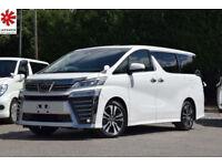 2018 TOYOTA VELLFIRE 2.5 Z G Edition Automatic Premium Seats MPV ALPHARD Estima