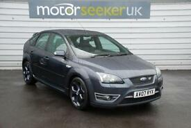 2007 Ford Focus 2.5 ST 3 5dr super low miles full history no deposit 169 per ...