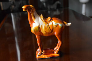 VINTAGE/ANTIQUE CHINESE TANG DYNASTY SANCAI HORSE COLLECTION Kingston Kingston Area image 4