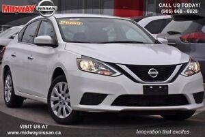2017 Nissan Sentra 1.8 S S - Cruise|Bluetooth|A/C