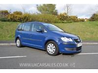 2010 Volkswagen Touran 1.9 TDI BlueMotion Tech S MPV 5dr (7 Seats)