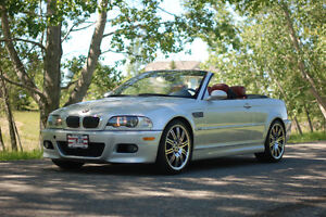 Wanted: BMW E46 M3's and E39 M5's
