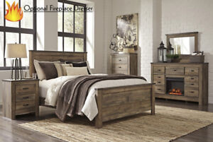 BEDROOM SETS, $599 AND UP