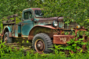 Wanted Old 1960's 4x4 truck does not have to run or be complete