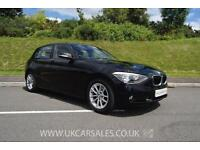 2012 BMW 1 Series 1.6 116d EfficientDynamics Sports Hatch 5dr
