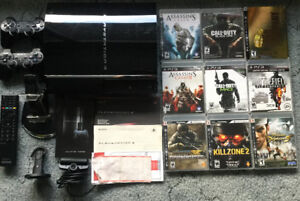 Backwards Compatible PS3 CIB* + Extras