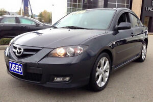 2008 Mazda 3 GT *Ltd Avail* 4 Door Sedan
