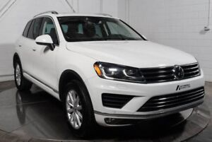 2015 Volkswagen Touareg SPORTLINE CUIR TOIT MAGS