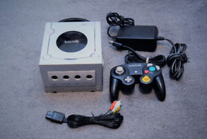 Nintendo Gamecube with controller and cables $80