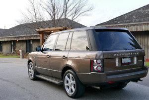 2010 Land Rover Range Rover Super Charge Autobiography SUV