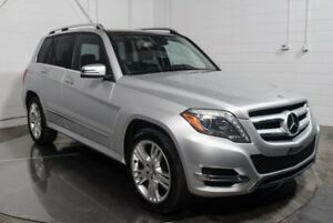 2014 Mercedes-Benz GLK-Class GLK250 4MATIC BLUETEC CUIR TOIT PAN
