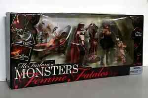 Action Figures- McFarlane Monsters Femme Fatales  (rare)