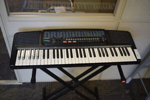 Casio CT-638 Portable Sound Bank Keyboard w/ 465 Tones!