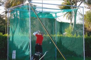 Golf Cage and Net