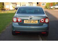 VW JETTA 2.0 TDI 2008 DSG AUTO