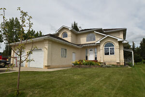 Executive two-storey home in St. Paul, Alberta