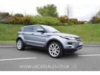 2013 Land Rover Range Rover Evoque 2.2 ED4 Pure Tech (2WD) 5dr