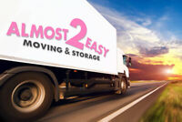 MOVER/DRIVER for a local moving company