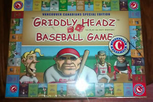 (NEW) GRIDDLY HEADS BASEBALL GAME