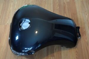 2015 Triumph  ROCKET  3   OEM  GAS TANK  HAS one small DENT