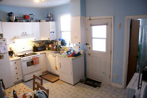 Near Metro nice and  spacious 41/2 for June or July--Ville Emard