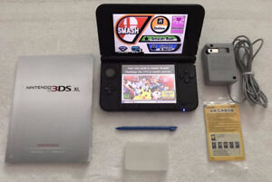 3DS XL_Super Smash Bros. Edition_With Many Great 3DS Games...