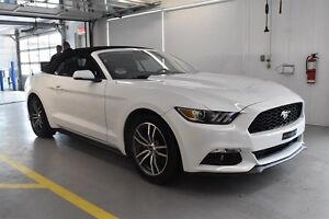 Ford Mustang Convertible EcoBoost Premium 2016