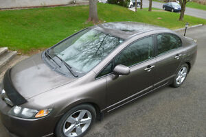 2009 Honda Civic LX Berline